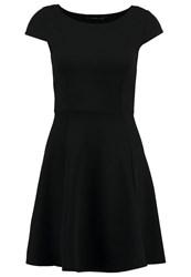 Evenandodd Jersey Dress Black