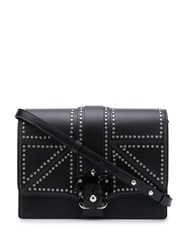 Paula Cademartori Tatiana Shoulder Bag Black
