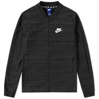 Nike Advance 15 Knit Jacket Black