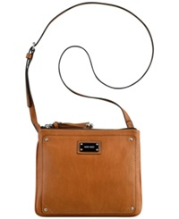 Nine West Jaya Crossbody Cognac