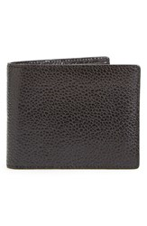 Rag And Bone Men's Rag And Bone Leather Billfold Wallet