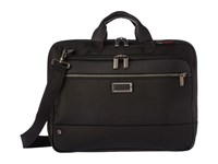 Briggs And Riley Work Medium Brief Black Briefcase Bags