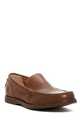 Tommy Bahama Rocker Canyon Leather Venetian Loafer Brown