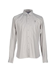 Tortuga Shirts Shirts Men Light Grey