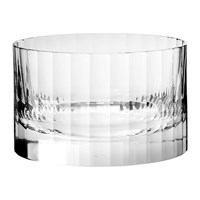 Richard Brendon Fluted Crystal Ice Bucket