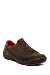 Ecco Biom Grip Sneaker Brown