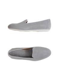 Harry's Of London Harrys Of London Moccasins Light Grey