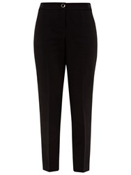 Ted Baker Skinny Ankle Grazer Trousers Black