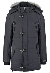 Tiffosi Winter Coat Black
