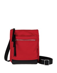 Lodis Crossbody Pouch Red