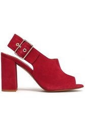 Claudie Pierlot High Heel Claret