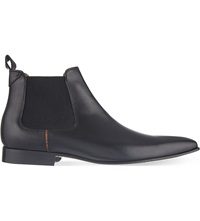 Paul Smith Falconer Chelsea Boots Black