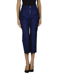 People Trousers 3 4 Length Trousers Women