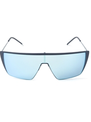 Italia Independent Visor Sunglasses