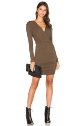 De Lacy Kelsi Dress Army