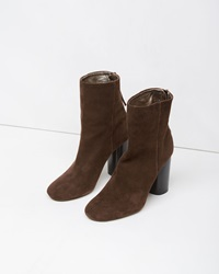 Isabel Marant Grover Suede Boot Bronze