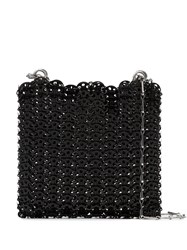 Paco Rabanne Iconic 1969 Chainmail Shoulder Bag Black