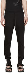 Dolce And Gabbana Black Lounge Pants