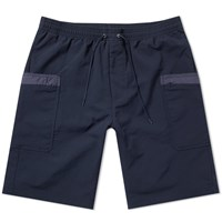 Nanamica Alphadry Easy Shorts Blue