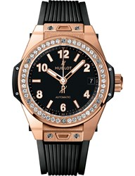 Hublot 465.Ox.1180.Rx.1204 Big Bang Rose Gold Watch Gold Black