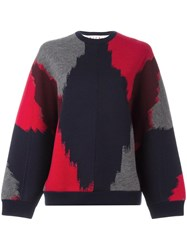 Marni Colour Block Sweatshirt