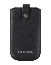 Diesel Hi Tech Accessories Black