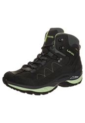 Lowa Toro Ii Gtx Mid W Hiking Shoes Anthrazit Mint Anthracite