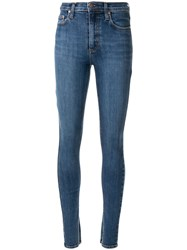 Nobody Denim Cult Skinny Split Jeans 60