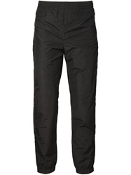 Tim Coppens Elasticated Trousers Black
