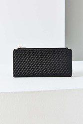 Kimchi And Blue Thin Embossed Wallet Black
