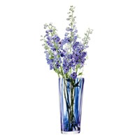 Lsa International Cirro Vase Cobalt H45cm