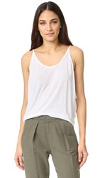 Free People Sand Dollar Tank White
