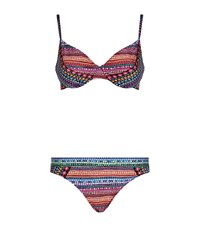 Gottex Nefertiti Underwire Bikini Female Multi