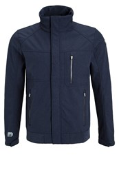 Icepeak Levi Soft Shell Jacket Dark Blue