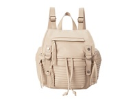 Steve Madden Broller Quilted Backpack Taupe Backpack Bags