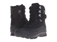 Sorel Paxson Tall Waterproof Black Shark Men's Cold Weather Boots