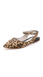 Matt Bernson Zola Haircalf Flats Cheetah