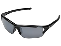 Tifosi Optics Radius Fc Interchangeable Gloss Black Athletic Performance Sport Sunglasses