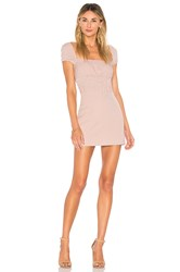 Ale By Alessandra X Revolve Flora Dress Mauve