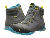 Ahnu Sugarpine Boot Dark Grey Women's Hiking Boots Gray