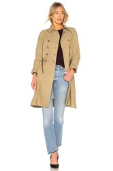 A.P.C. Jackie Trench Beige
