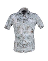 Messagerie Shirts Shirts Men Light Grey