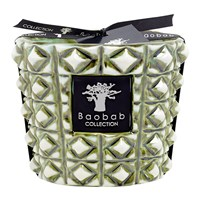 Baobab Ceramica Scented Candle Limited Edition Verdor Green