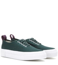 Eytys Mother Canvas Sneakers Green