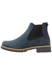 Tamaris Ankle Boots Navy Blue