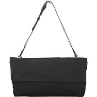 The Row Flap Bag Black