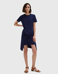 Which We Want Camila T Shirt Dress Navy