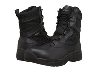 Timberland 8 Valor Duty Soft Toe Waterproof Black Men's Work Lace Up Boots