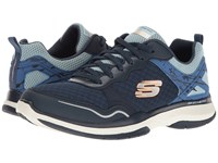 Skechers Burst Tr Navy Women's Shoes