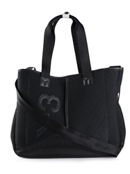 Y 3 Embossed Logo Day Tote